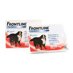 FrontLine Spot on perros 40 a 60 kg