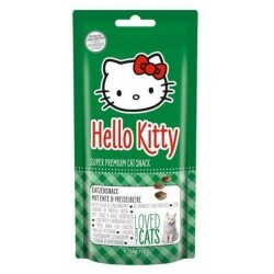 Snack Hello Kitty Pavo y Arandanos gatos