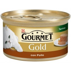 Gourmet Gold Terrine Pollo
