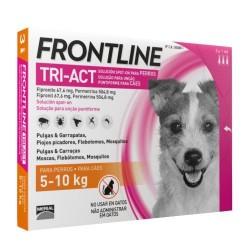 FrontLine Tri-Act Protección Total 5 a 10 kg