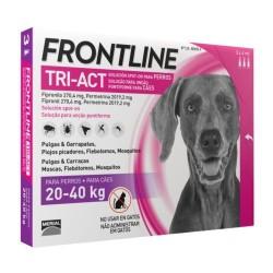 FrontLine Tri-Act Protección Total 20-40 kg