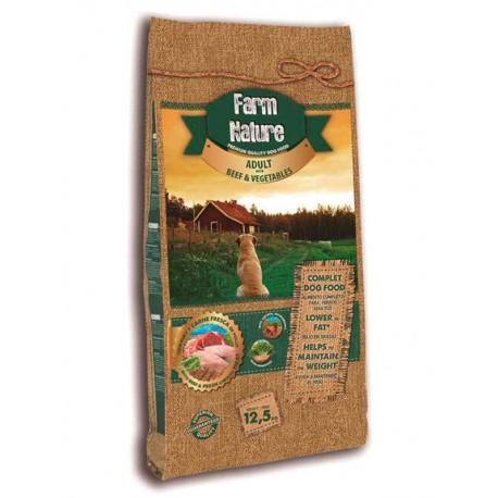 Farm Nature Adulto Buey y Verduras