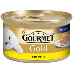 Gourmet Gold Mousse con Pollo