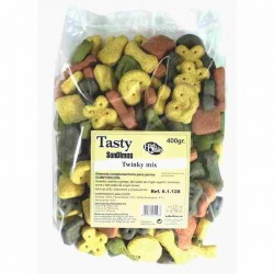 Galleta Tasty Twinky Mix para perros