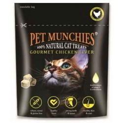 Pet Munchies Gourmet Filete Hígado de Pollo