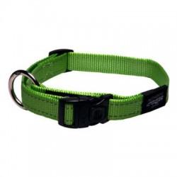 Collar Nylon Reflectante Snake 26 a 40 cm