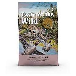 Taste of the Wild Lowland Creek gatos