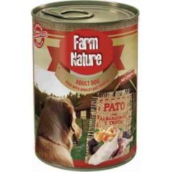 Lata Farm Nature Pato con Albaricoque y Trufa