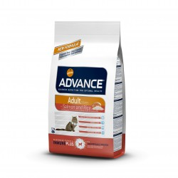 Advance Adult Salmón y Arroz Gato