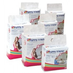 Empapador super absorbente Puppy Trainer Mediana