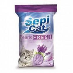 Arena Gel Sílice Perfumada Sepicat Pearls Fresh